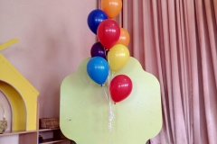 Оформление шарами Месье Шар детский сад 38-min