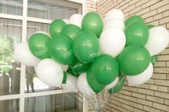 Оформление шарами Месье Шар_концерт Детскосельский7-min