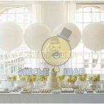 Воздушные шары на свадьбу_Воздушных шары в СПБ от Месье Шар