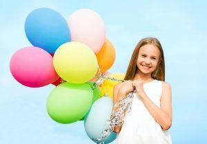 Воздушные шары заказать в СПБ с доставкой