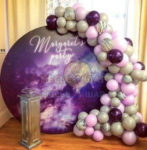 Воздушные шары на свадьбу. Азы в оформлении