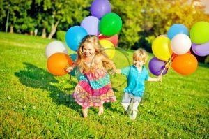 Воздушные шары на детский праздник в СПБ