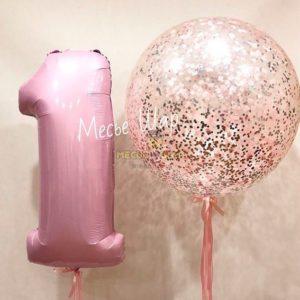 Гигант - воздушные шары