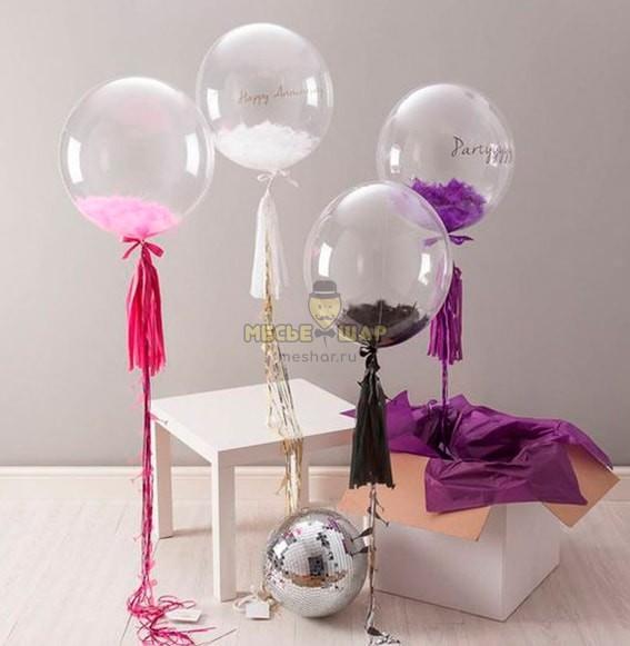 Воздушные шары Bubbles (Баблс)