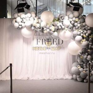 Гирлянда - В Тренде - украшение на свадьбу из шаров