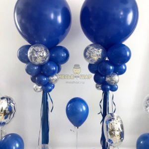 с бесплатной доставкой по Санкт-Петербургу, воздушные шарики на любой вкус, цвет и повод