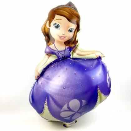 Фольгированный шар Анна