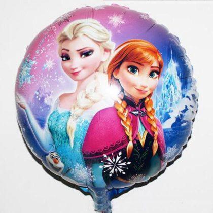 Фольгированный шар Анна и Эльза