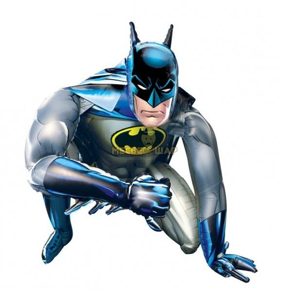 Ходячий шар Бэтмен
