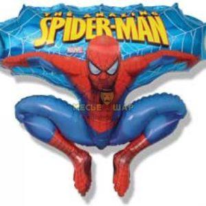 Фольгированный шар Человек паук новый
