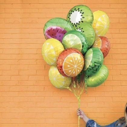 Фруктики (46 см) из шаров детям