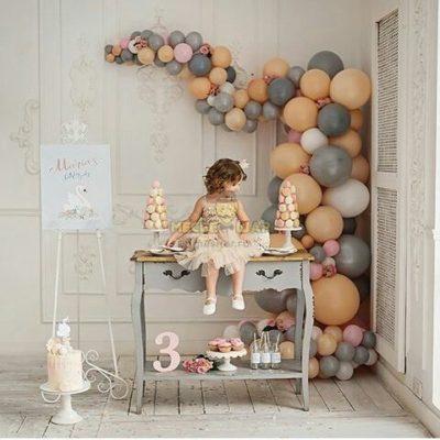Кенди бар #1 и воздушные шары
