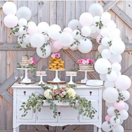 Кенди бар #3 и воздушные шары