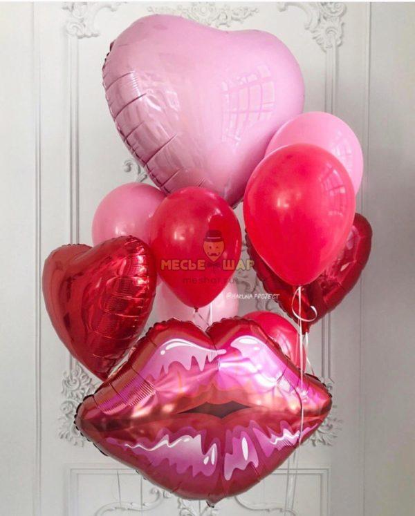 Набор поцелуйчик к 14 февраля