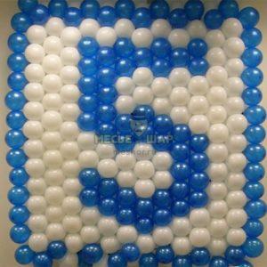 Панно #8 из шаров