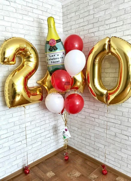 Подарочный набор из шаров для женщин