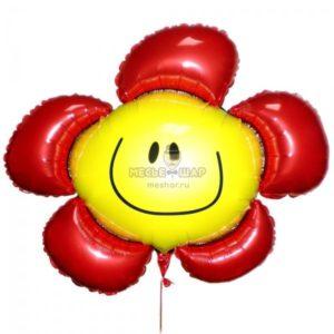Фольгированный шар Ромашка