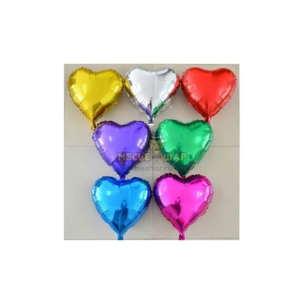 Фольгированный шар Сердца