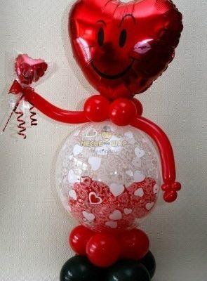 Валентинка к 14 февраля