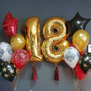 18 мне уже набор из шаров