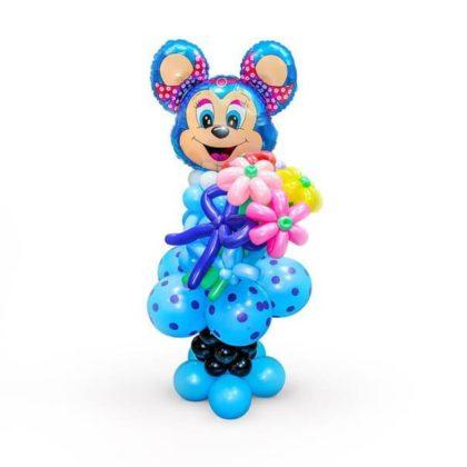 Лолли Маус из шаров детям