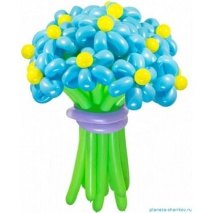 Букет #10 из шаров