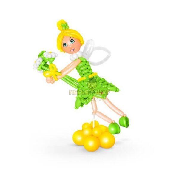Фея из шариков детям