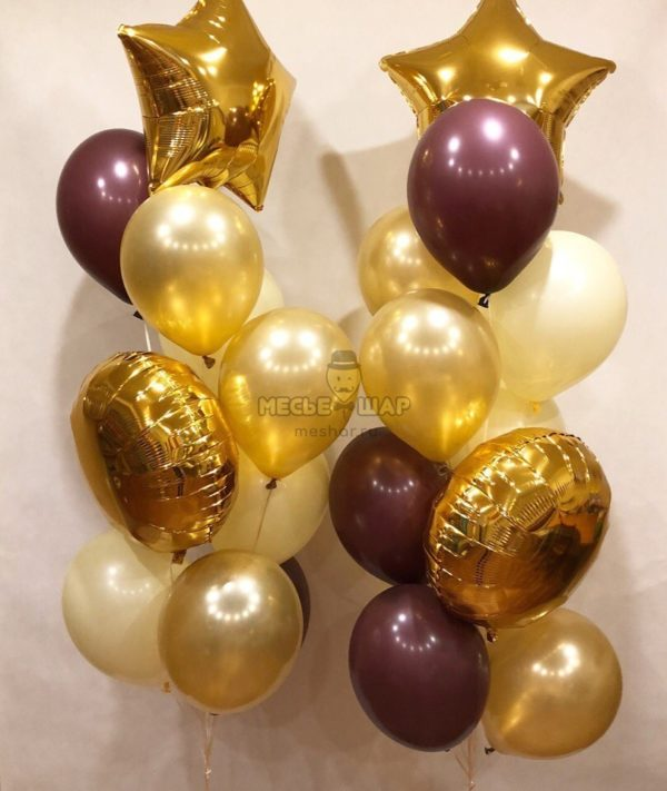 Фонтан Шоколадный из шариков