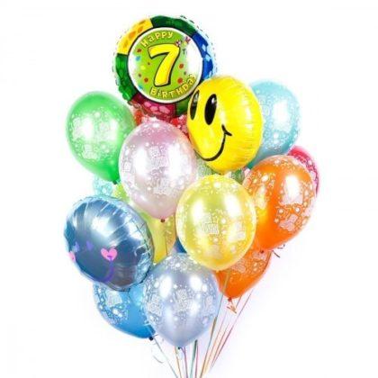 Набор #12 из шаров на детский День рождения