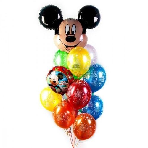 Набор #13 из шаров на детский День рождения
