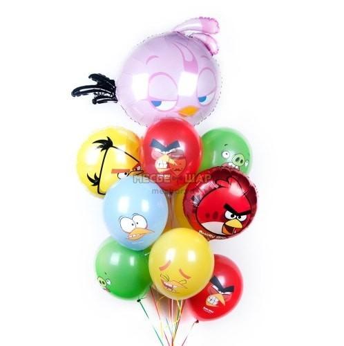Набор #15 из шаров на детский День рождения