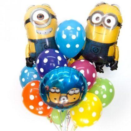 Набор #16 из шаров на детский День рождения