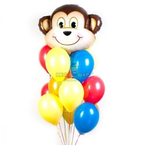 Набор #18 из шаров на детский День рождения