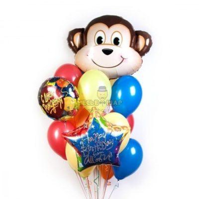 Набор #19 из шаров на детский День рождения
