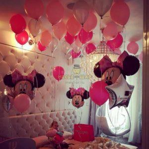 Набор #22 из шаров на детский День рождения