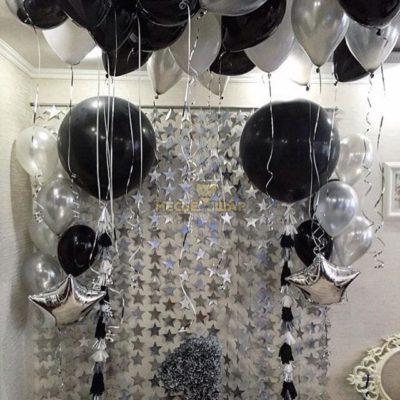 Набор #25 из шаров на детский День рождения