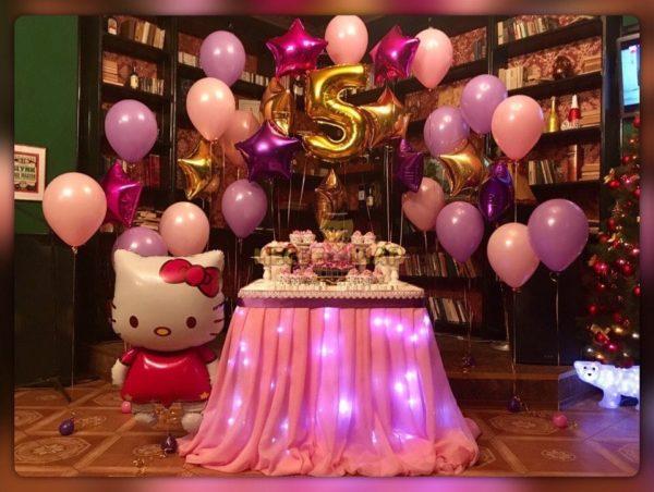 Набор #27 из шаров на детский День рождения