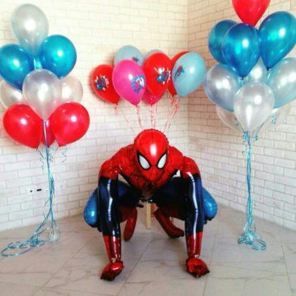 Набор #28 из шаров на детский День рождения