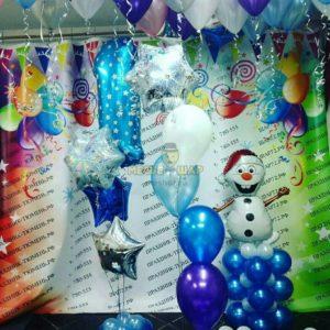 Набор #30 из шаров на детский День рождения