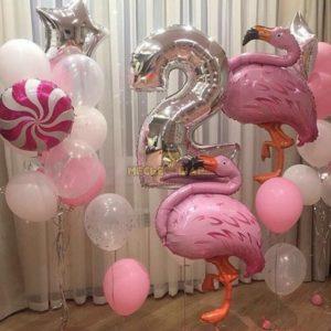 Набор #31 из шаров на детский День рождения