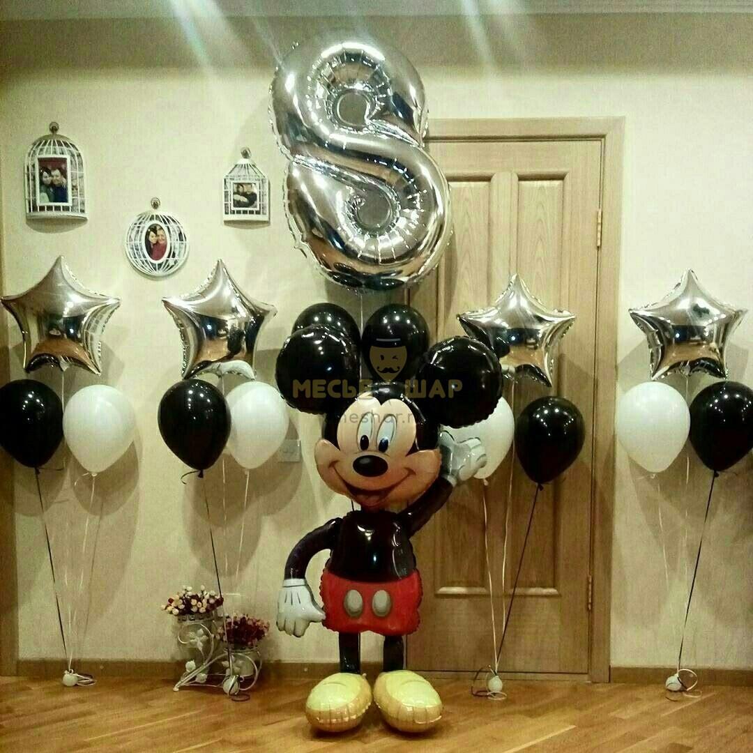 Набор #32 из шаров на детский День рождения