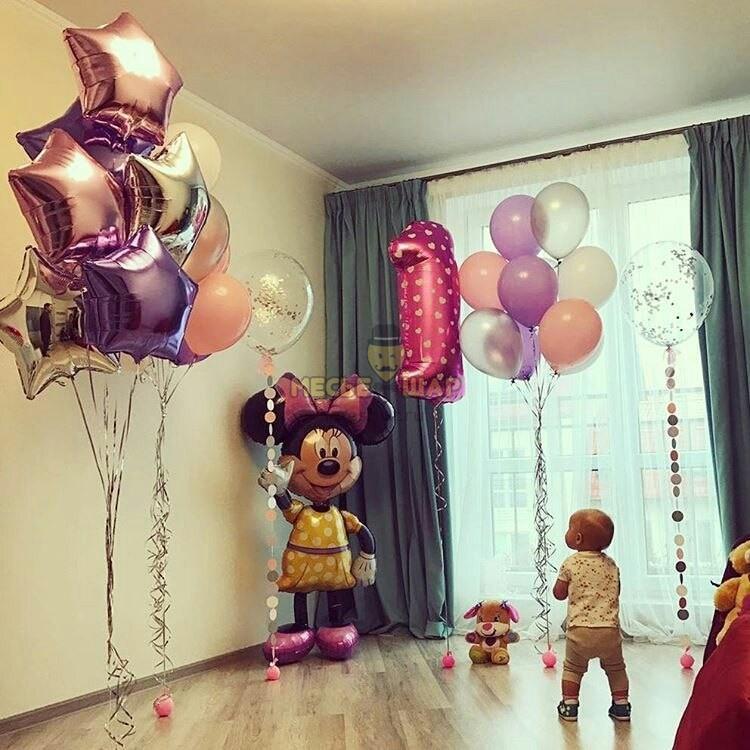 Набор #36 из шаров на детский День рождения