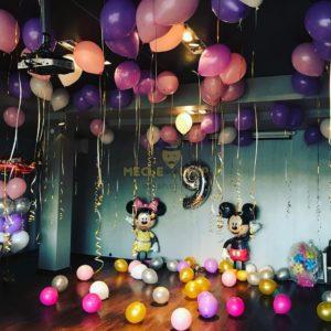 Набор #43 из шаров на детский День рождения