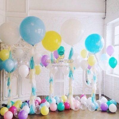 Набор #44 из шаров на детский День рождения