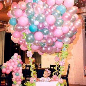 Набор #48 из шаров на детский День рождения