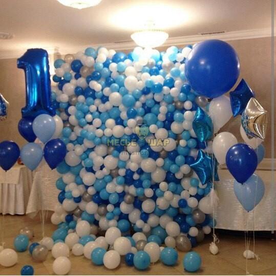 Набор #49 из шаров на детский День рождения