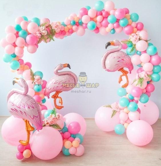 Набор #51 из шаров на детский День рождения