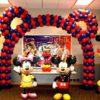 Набор #52 из шаров на детский День рождения