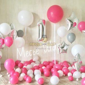 Набор #60 из шаров на детский День рождения