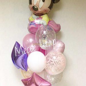 Набор #65 из шаров на детский День рождения